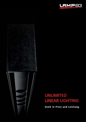 LAMP83 UNLIMITED LINEAR LIGHTING 2019
